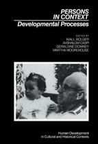 Human Development in Cultural and Historical Contexts