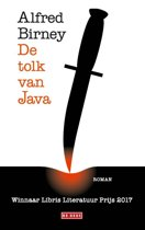 Omslag van 'De tolk van Java'