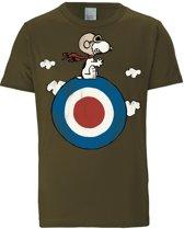 Logoshirt T-Shirt Snoopy - Peanuts
