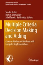 Multiple Criteria Decision Making and Aiding