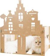 KEK Amsterdam Warehouse (XL) - Kattenpandje - Karton