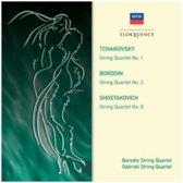 Borodin/Shostakovich/Tcha - Borodin: String Quartet..