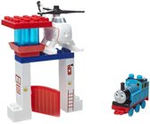 Mega Bloks Thomas De Trein The Friendship Express Harold 17-delig
