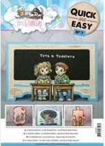 Quick en Easy 7 - Tots en Toddlers