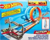 Afbeelding van Hot Wheels Action Dubbele Packshot loopingrace speelset