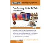 Samsung Galaxy Note en Tab  Voor senioren