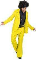 Geel disco kostuum voor heren - Volwassenen kostuums