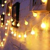 LED Slinger Lichtjes - Spatwaterdicht- 3 Meter - 20 Kleine Lampjes