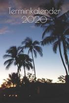 Terminkalender 2020: Kalender Jahresplaner Terminplaner Organizer