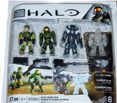 Mega Bloks Halo  Brute Battle Unit  97085
