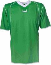 KWD Sportshirt Victoria - Voetbalshirt - Volwassenen - Maat M - Groen/Wit