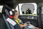 Zonnescherm auto - Zonwering UV protectie voor Auto zijruit - 2 Stuks