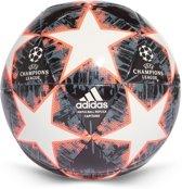 adidas Finale18 Cap Voetbal Heren - Black/Solar Red