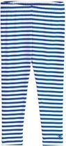 Coolibar - UV-stretch zwembroek voor baby's - blauw-wit gestreept