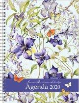 Bureau-agenda 2020 Janneke Brinkman 'Blauwe regen