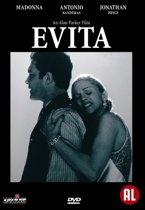 DVD cover van Evita