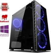 Vibox Gaming Desktop Warrior 4XSW - Game PC