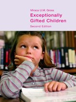 Omslag van 'Exceptionally Gifted Children'