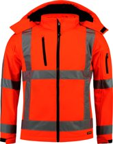 Tricorp Softshell RWS 403003 Fluor Oranje - Maat XL