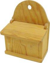 BYTA klein houten bakje