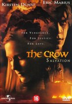 Crow 3 - Salvation (dvd)