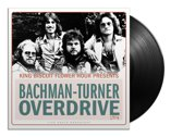 Bachman-Turner Overdrive - Best Of Live At King Biscuit Flower 1974 (LP)