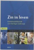 Boek cover Zin In Leven van Jef Bulckens