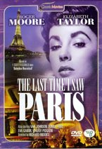 Last Time I Saw Paris, The (1959) (dvd)