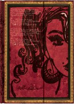 Paperblanks Amy Winehouse Tears Dry Midi Lined Journal
