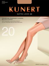 Kunert Satin Look 20 Panty - Cashmere - Maat 44-46
