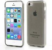 tpu softcase iphone 5c transparant