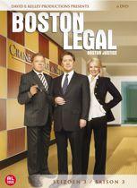 Boston Legal - Seizoen 3