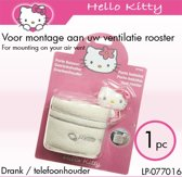 Hello Kitty Bekerhouder wit