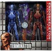 Robocop vs Terminator Endoskeleton Assault 2-pack