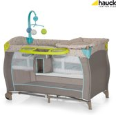 Hauck Babycenter - Campingbedje - 60 x 120 cm - Multi Zand