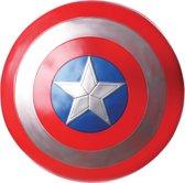 Captain America™ schild voor volwassenen - Verkleedattribuut
