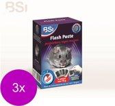 Bsi Flash Paste Tegen Muizen - Ongediertebestrijding - 3 x 4x10 g