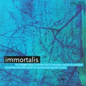 Immortalis: A Journey Into The