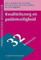 Kwaliteitszorg en pati ntveiligheid