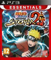 Naruto Shippuden: Ultimate Ninja Storm 2 - PS3