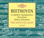 Beethoven: The Symphonies/Overtures