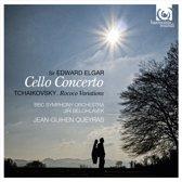 Bbc Symphony Orchestra Queyras - Cello Concerto, Rococo Variations