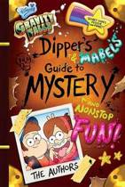 Boek cover Gravity Falls Dippers and Mabels Guide to Mystery and Nonstop Fun! van Rob Renzetti (Hardcover)