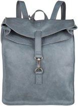 Cowboysbag Backpack Doral 15 inch - Sea Blue