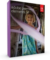 Adobe Premiere Elements 14 Upgrade - Engels / Windows / Mac