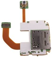 Let op type!! High Quality Version   Mobile Phone Keypad Flex Cable for Nokia N73