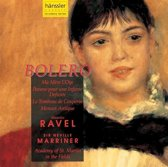 Ravel: Bolero, Ma Mere L'Oye, etc / Sir Neville Marriner