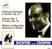 Richter Plays Chopin