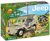 Cobi Small Army Willys MB with cannon - 24201