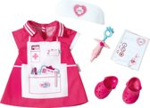 BABY born - Zuster - Poppenkleertjes